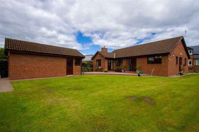 Thumbnail Detached bungalow for sale in Tofts Lane, Horncliffe, Berwick-Upon-Tweed
