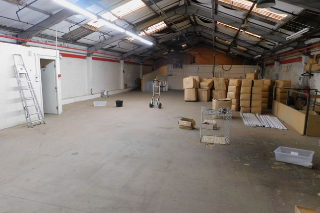Thumbnail Industrial for sale in 51 Barr Street, Birmingham