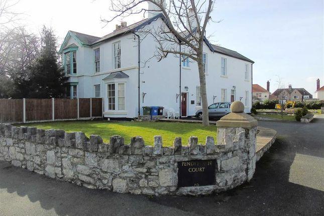Thumbnail Flat for sale in Pendyffryn Court, Rhyl, Denbighshire