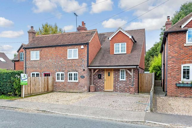 Thumbnail Semi-detached house to rent in Brooks Green Road, Coolham, Horsham