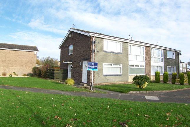 Thumbnail Flat to rent in Glenluce Drive, Cramlington