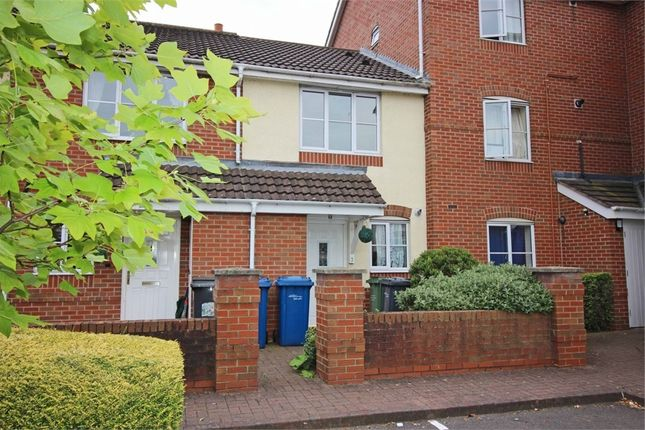 Thumbnail Terraced house for sale in Cygnet Drive, Tamworth, Staffordshire