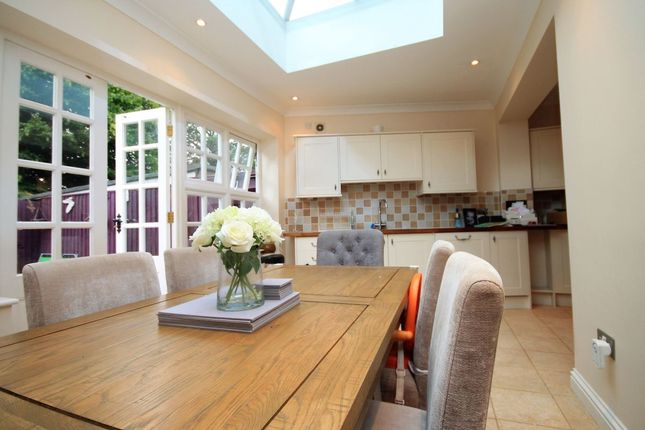 Thumbnail Detached house to rent in Meadway, Gidea Park, Romford