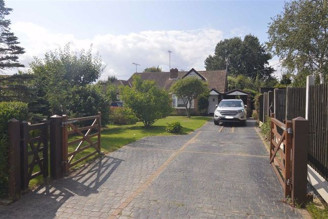 Thumbnail Semi-detached house for sale in Carisbrooke Drive, Corringham, Essex