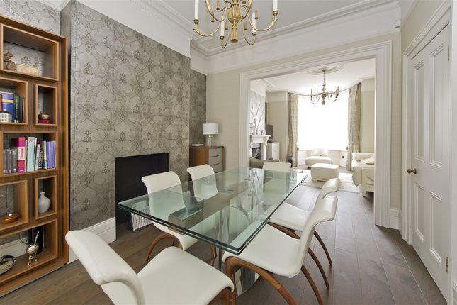 Thumbnail Terraced house for sale in Bloemfontein Avenue, London