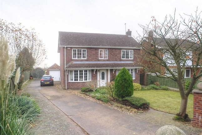 Thumbnail Property for sale in Brigg Road, Hibaldstow, Brigg