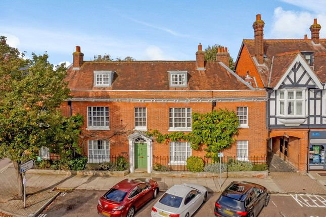 Thumbnail Flat for sale in High Street, Odiham, Hook, Hampshire