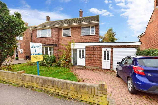 4 bed detached house for sale in Tradescant Drive, Meopham, Kent DA13