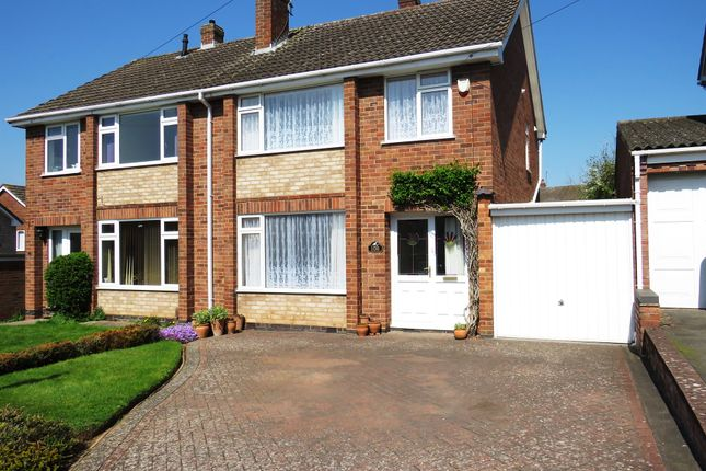 3 bed semi-detached house for sale in Priorsfield Road, Kenilworth