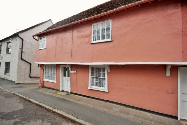 Thumbnail Cottage for sale in The Street, Ardleigh, Colchester, Essex