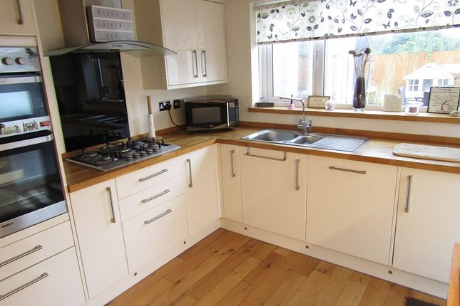 Kitchen of Heol Rhuddos, Llansamlet, Swansea, City And County Of Swansea. SA7