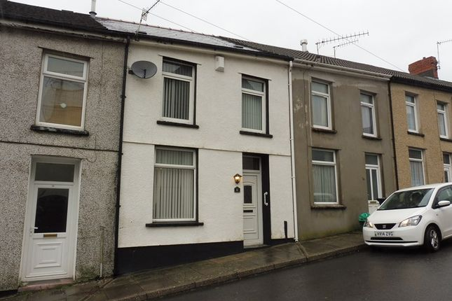 Thumbnail Terraced house for sale in Dane Street, Merthyr Tydfil