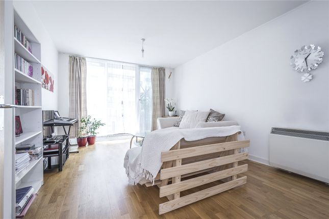 Thumbnail Flat for sale in Burnelli Building, 352 Queenstown Road, London