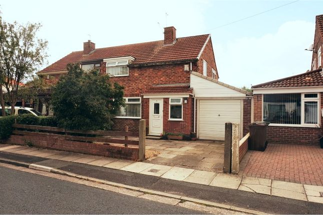 Thumbnail Semi-detached house for sale in Withens Road, Lydiate