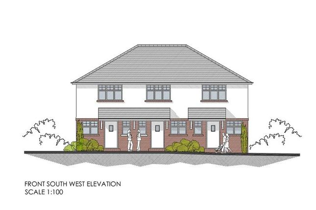 Thumbnail Terraced house for sale in Brixey Road, Parkstone, Poole