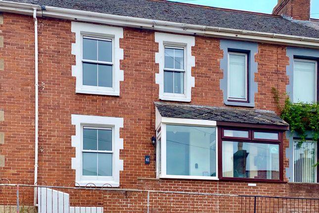 2 bed terraced house for sale in Wallingford Road, Kingsbridge TQ7