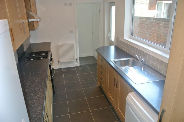 Thumbnail Terraced house to rent in Britannia Street, Coventry