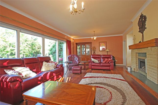 Thumbnail Detached house for sale in Barry Close, Kirby Muxloe, Leicestershire