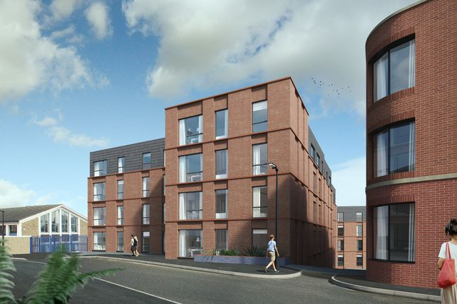 Thumbnail Flat for sale in Legge Lane, Jewel Court, Birmingham