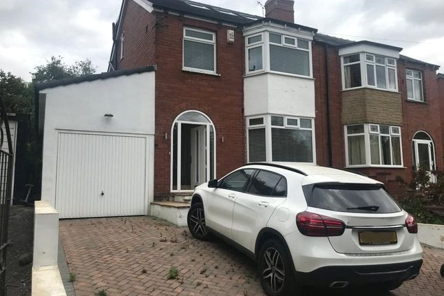 Thumbnail Semi-detached house for sale in Stainbeck Gardens, Leeds, West Yorkshire