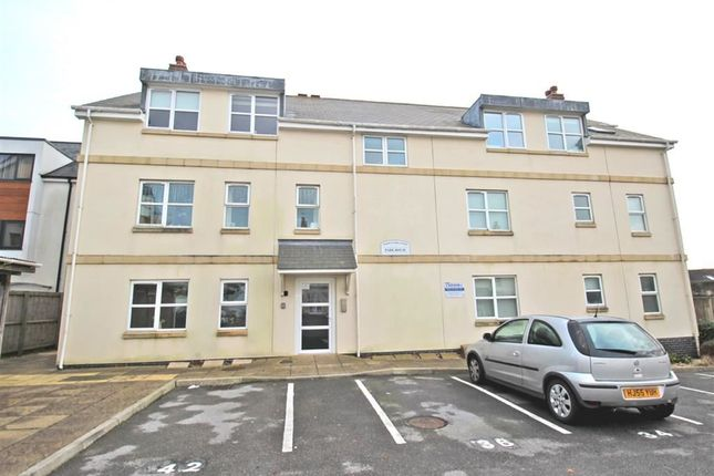 Thumbnail Flat for sale in Hawkers Lane, Peverell, Plymouth