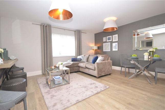 Living Area of High Street, Sandhurst, Berkshire GU47