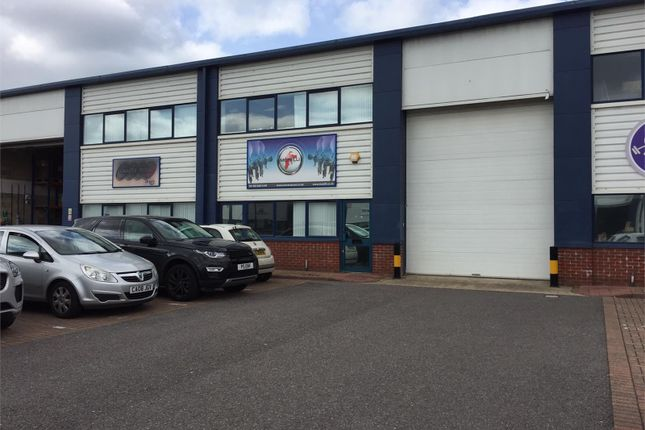 Thumbnail Pub/bar to let in Unit Mountbatten Business Park, Jackson Close, Portsmouth, Hampshire