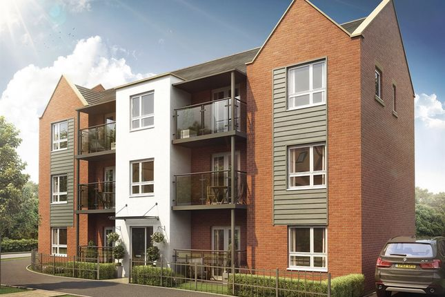 """2 bedroom flat for sale in """"Gateway Apartments"""" at Howsmoor Lane, Emersons Green, Bristol"""