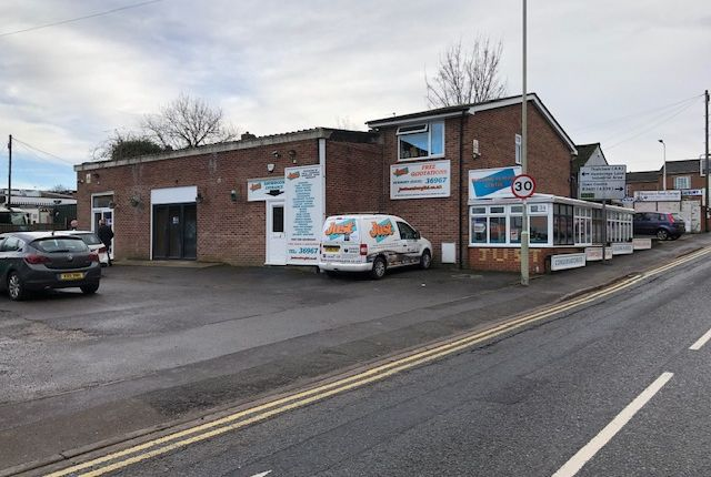 Industrial to let in Boundary Road, Newbury