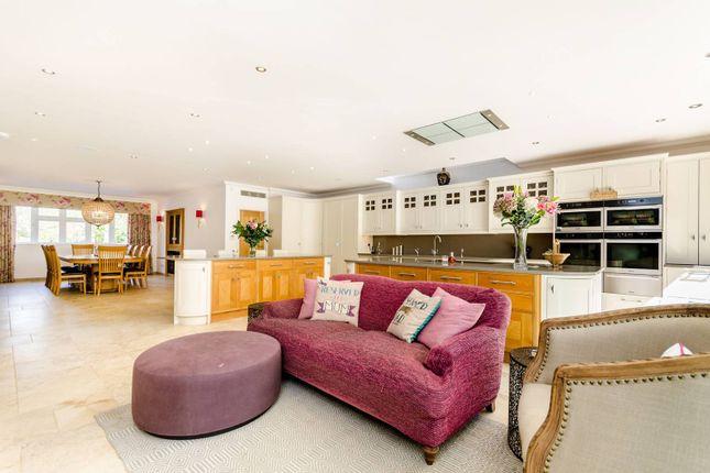 Thumbnail Detached house for sale in Lodge Road, Sundridge Park