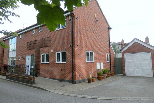 Thumbnail Detached house for sale in River View, Church Farm, Sawley