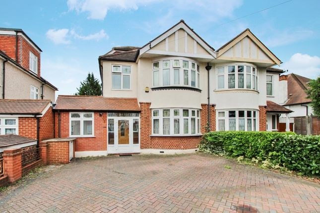 Thumbnail Semi-detached house for sale in Beresford Avenue, Berrylands, Surbiton