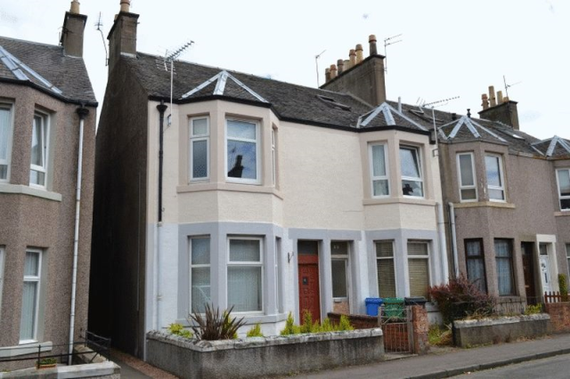 Thumbnail Flat to rent in Anderson Street, Leven, Fife 4Qw