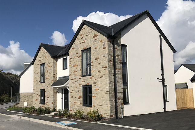 """Thumbnail Detached house for sale in """"The Bond"""" at Pomphlett Farm Industrial, Broxton Drive, Plymouth"""