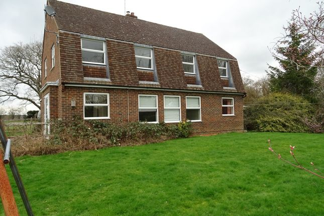 Thumbnail Detached house to rent in Horsham Road, Cowfold, Horsham