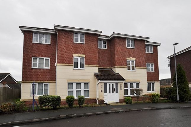 Thumbnail Flat for sale in Chillington Way, Norton Heights, Stoke-On-Trent, Staffordshire