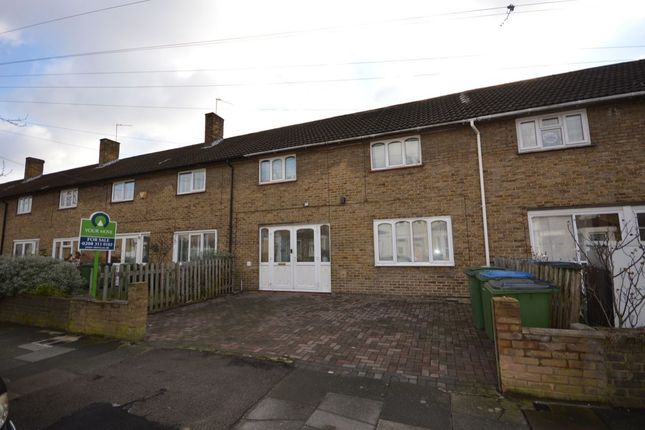 Thumbnail Terraced house for sale in Marmadon Road, Plumstead, London
