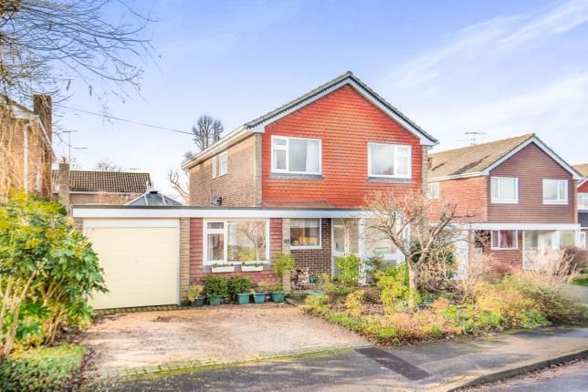 Thumbnail Detached house for sale in Busbridge, Godalming, Surrey