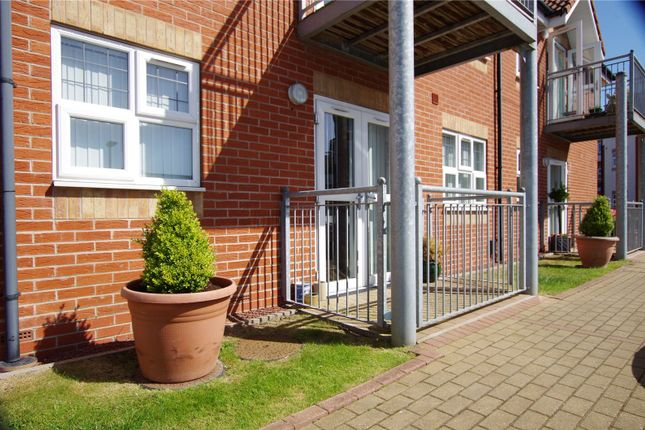Thumbnail Flat for sale in Birch Tree Drive, Hedon, Hull, East Yorkshire