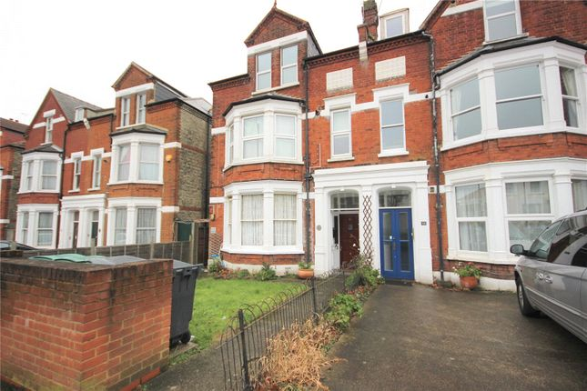 Thumbnail Flat for sale in Clarence Road, Bowes Park, London