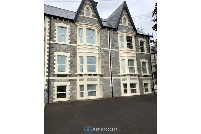 Thumbnail Flat to rent in Park Street, Bridgend