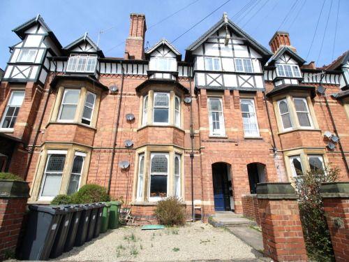 Thumbnail Flat to rent in Heath Terrace, Leamington Spa