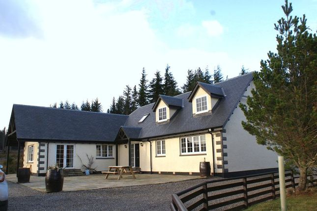 Thumbnail Detached house to rent in Whitebridge, Inverness