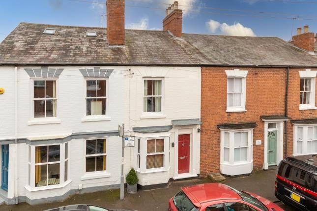 Thumbnail Terraced house for sale in Guy Street, Warwick, Warwickshire