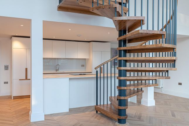 Staircase of Wordsworth Court, Laureate Gardens, Henley-On-Thames RG9