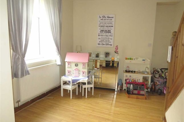 Living Room of Jenkins Street, Hopkinstown, Pontypridd CF37