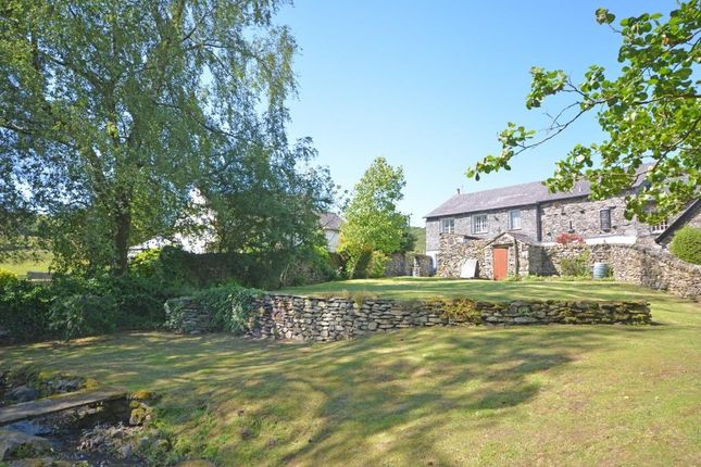 Thumbnail Barn conversion to rent in Rusland, Ulverston