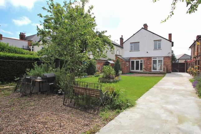 Thumbnail Detached house to rent in Plains Road, Mapperley, Nottingham