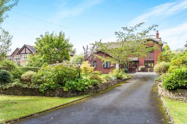 Thumbnail Detached house for sale in Lakeside Road, Lymm, Cheshire