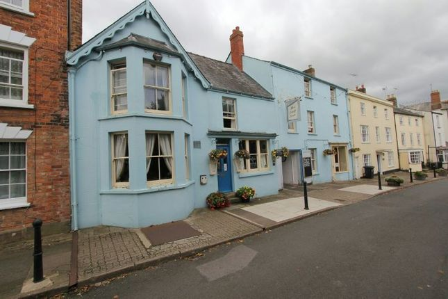 Thumbnail Terraced house for sale in High Street, Newnham